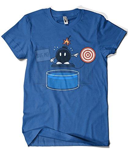 1271-Camiseta Explosive Game (Naolito)