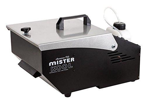 ADJ Mister Kool II lage mist droog ijs effect rook mist machine inc timer afstandsbediening
