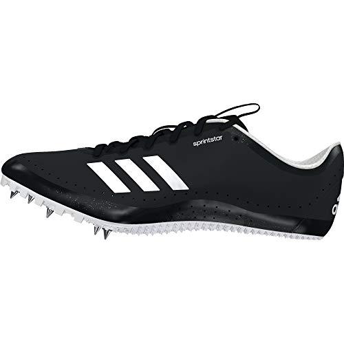 adidas Sprintstar W, Zapatillas de Atletismo para Mujer, Negro (Negbás/Ftwbla/Ftwbla 000), 36 EU
