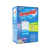 DampRid Lavender Vanilla Hanging Moisture Absorber attracts and traps excess moisture from the air, eliminating musty odors. DampRid's crystals absorb excess moisture out of the air to create optimal humidity. The hanging bag design is great for use ...