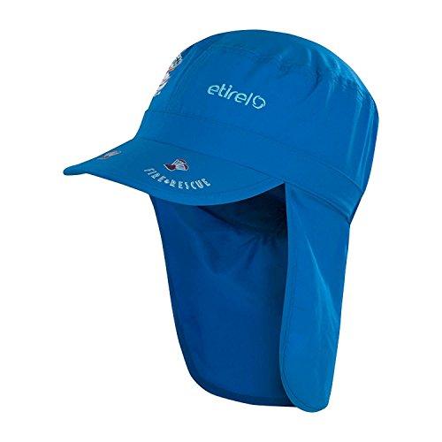 etirel Kinder Lahoney Mütze, blau, 53