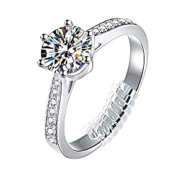Amazon daily deals, rings, jewelry, ring, ring sizer