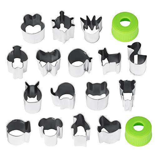 mini animal cookie cutters - 5