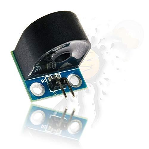 AC Strom Current Hall Sensor non invasiv Stromwandler Modul CT103C 5A ADC für IoT ESP8266 Arduino