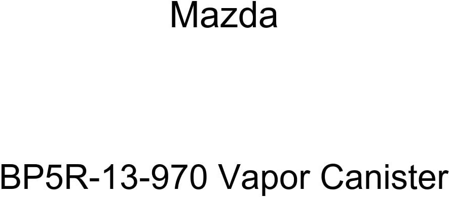Mazda Sales results No. Luxury 1 BP5R-13-970 Vapor Canister