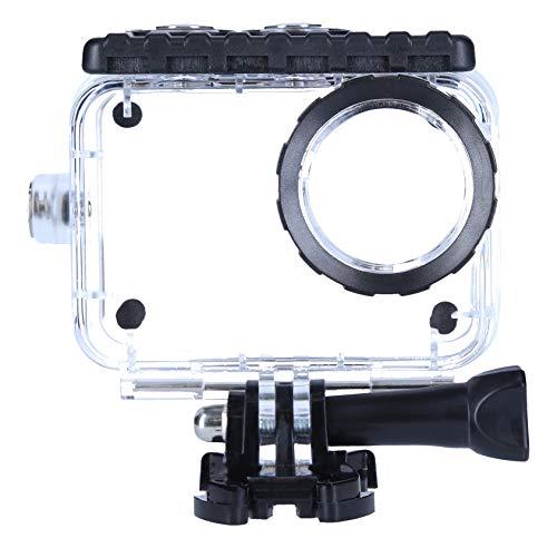 Rollei Gehäuse Actioncam 6s, 8s 9s Plus Wasserdichtes, Transparent