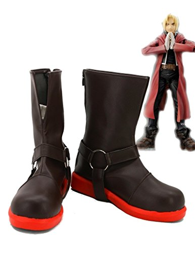 Edward Elric Shoes Cosplay