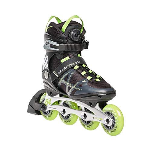 K2 Damen Alexis 84 Speed Boa Inline-Skate, Design, 8,5