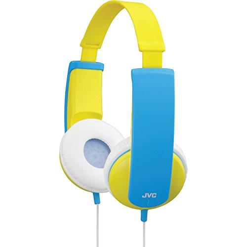 JVC HAKD6Y Kidsphone Headphones (Yellow)