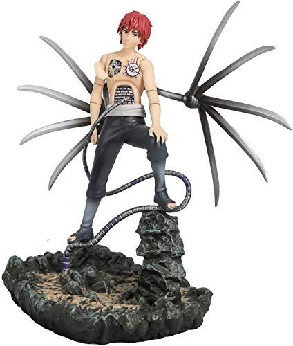 Naruto Mingyue mecánico escorpión lucha estatua modelo decoración figura en caja modelo juguete decoración adornos