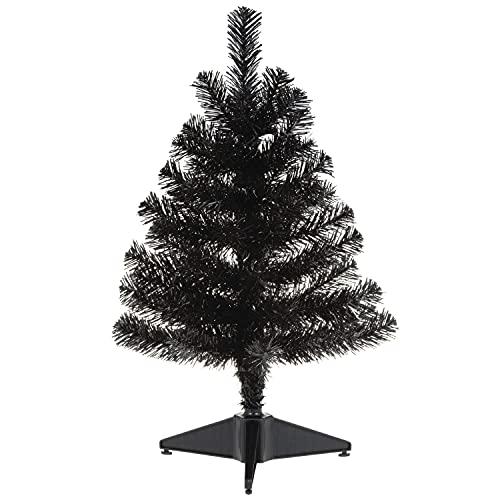 Hallmark Keepsake 2020, Miniature Black Christmas Tree, 18'