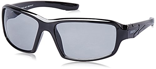 MTV Roadies High Quality Unisex Sporty Wrap-Around Protective Light Weight with 100% UV Blocking Shatterproof Polycarbonate Lens Sunglasses RD-121