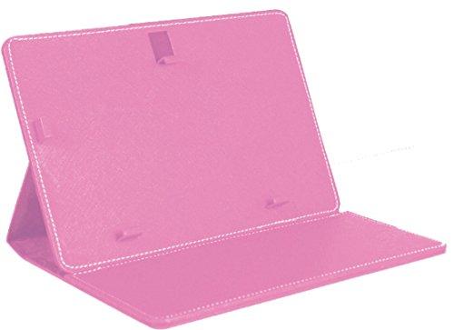 Brigmton BTAC-92-P Funda para Tablet 22,9 cm (9') Folio Rosa - Fundas para Tablets (Folio, Universal, 22,9 cm (9'), Rosa)