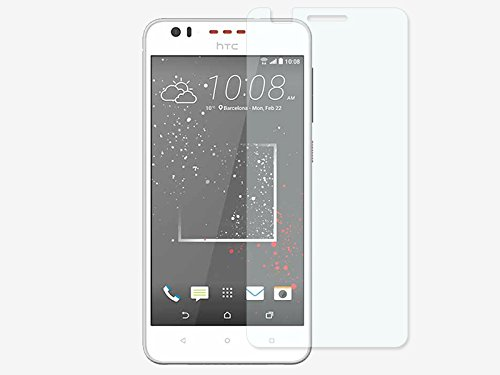 etuo Bildschirmschutzfolie für HTC Desire 825-3H Folie Schutzfolie Bildschirm Display Schutz