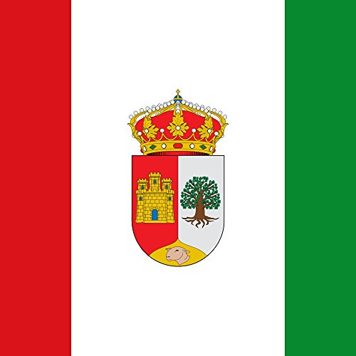 magFlags Drapeau Large Carcedo de Burgos | Descripción no encontrada | 1.35m² | 120x120cm