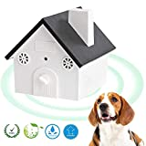 <span class='highlight'><span class='highlight'>GOFUN</span></span> Ultrasonic Dog Anti Bark Control Device Birdhouse Shaped Safe and Effective Pet Barking Deterrent Device for Small, Medium and Large Dogs