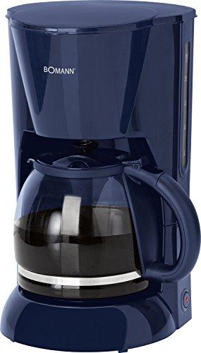 Bomann KA 183 Kaffeeautomat, blau