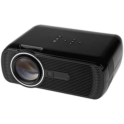 Jie Du 1 PC Proyectores de vídeo portátiles Proyectores de vídeo Proyector LED Proyector de vídeo