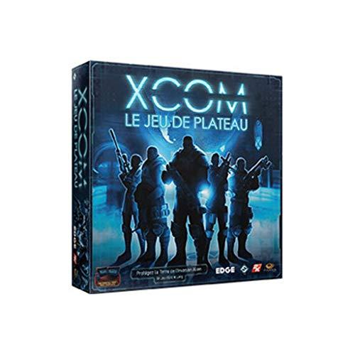 Edge – UBIXC01 – Xcom: Das Brettspiel