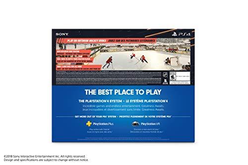 Ensemble PlayStation 4 du jeu NHL 19 Édition Slim - 1