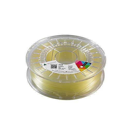 SMARTFIL PVA, 2.85mm, Natural, 750g Filamento para Impresión 3D de Smart Materials 3D