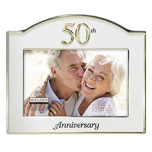 Malden Wedding Anniversary Picture Frame