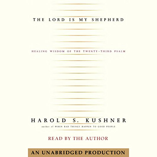 The Lord Is My Shepherd audiobook cover art