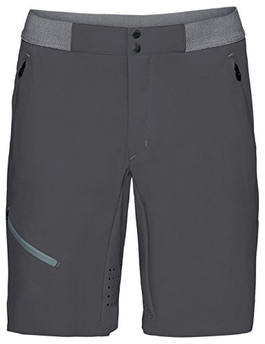 VAUDE Herren Hose Men's Scopi LW Shorts II, iron, 50, 409598440500