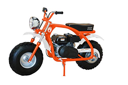 Coleman Powersports BT200X-O Mini Bike, orange