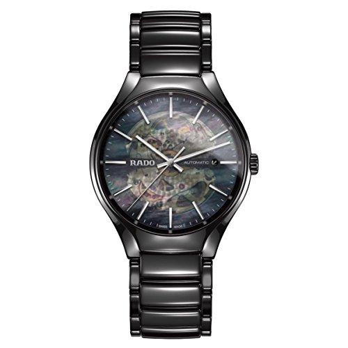 [ラドー] 腕時計 True(トゥルー) 自動巻き R27100912 メンズ 正規輸入品 ブラック