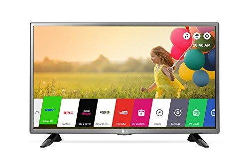 LG 32LH570U 81,28 cm (32 Zoll) Fernseher (Smart HD, 450Hz, WiFi, 2X HDMI, USB, DVB-T/C/S)