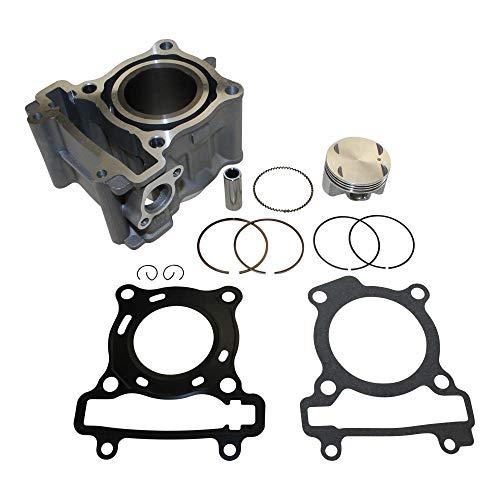 Zylinder- Kit Aluminium für Yamaha-Minarelli 4T-LC Motor 125ccm Husqvarna Rieju Beta HM-Moto Malaguti Motorhispania