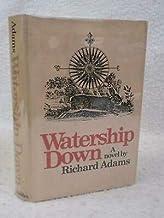 Richard Adams 1972 WATERSHIP DOWN Macmillan Publishing Co. NY 2nd Printing HC/DJ