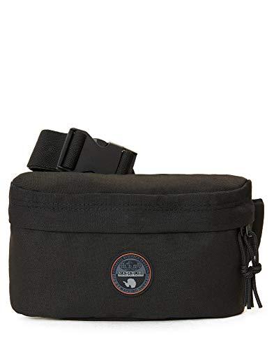 Napapijri Bags Borsa da spiaggia, 32 cm, 20 liters, Nero (Black)