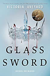 Cover of Glass Sword