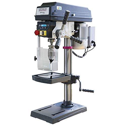 OPTI-DRILL Tischbohrmaschine D 17 Pro 16mm MK2 680-2700 (mech.stufenlos) min-¹ OPTI-DRILL