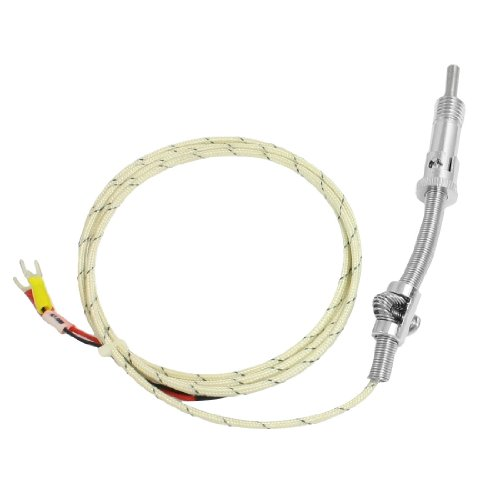 Aexit 1,5 m Kabel 0-500 ° C Thermoelement-Temperaturfühler Typ E (67d0da7b9a850d04f4c5843bd169fbf5)