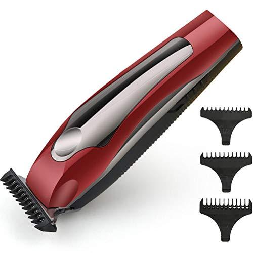 Tondeuse À Barbe Hommes, Tondeuse À Cheveux sans Fil pour Hommes Équipement De Coiffure Professionnel Tondeuse À Cheveux Rechargeable USB