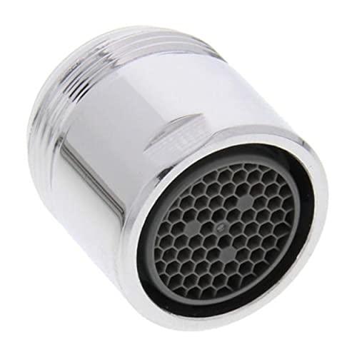 Aireador cromado AG M20x1 SW19 KP, alta presión 120393 para BLANCO LADIS HD, MILA, SEDA – Grifo de grifo, accesorio para grifo, boquilla mezcladora, regulador de chorro