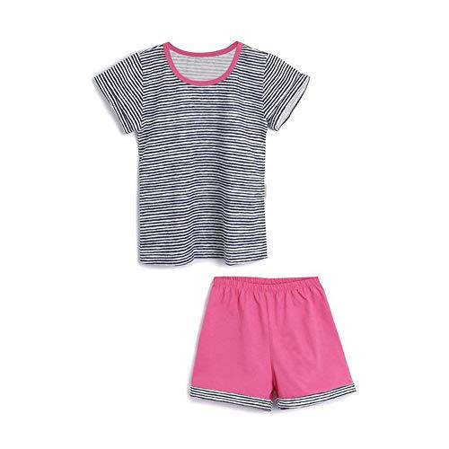 Conjunto Pijamas, Lupo, Meninas, Rosa Fruti, 10