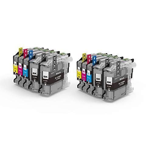 Alaskaprint 10x Druckerpatronen kompatibel mit Brother LC223 LC-223 XL LC223XL LC-223XL MFC-J5320DW MFC-J480DW MFC-J4420DW DCP-J4120DW DCP-J562DW MFC-J4620DW J880DW J5620DW J4625DW J5625DW J680DW MFC-J5720D