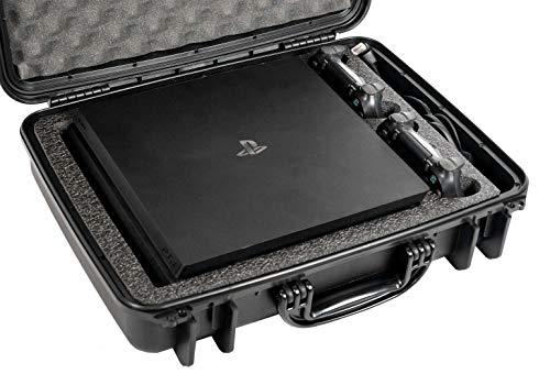 Case Club Playstation 4 Pro Pre-Cut Waterproof Travel Case