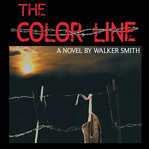 The Color Line audiobook cover art