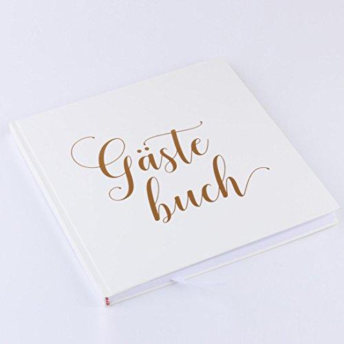 Plantvibes  Edles Gästebuch | 72 Seiten, Hardcover, hochwertiges Papier | Vintage Guest-Book für...