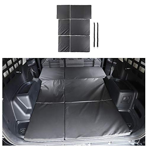 JeCar for Toyota 4Runner Bed Mattress, Folding Travel Camping Back Seat Sleeping Pad Mat for 2014-2020 Toyota 4Runner