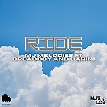 Ride (feat. Breadboyy & Harini AP)