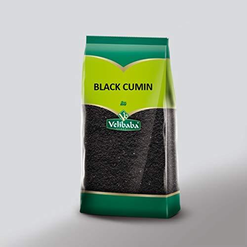 Semi di cumino nero-nigella Velibaba-erbe essenziali e spezie-condimento di qualità premium-100% naturale (500 gr / 17,6 oz)
