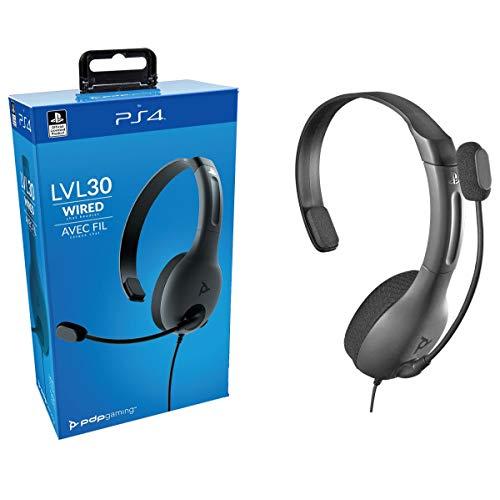 Kabelgebundenes Chat-Headset Sony PlayStation LVL30 für PS4 [