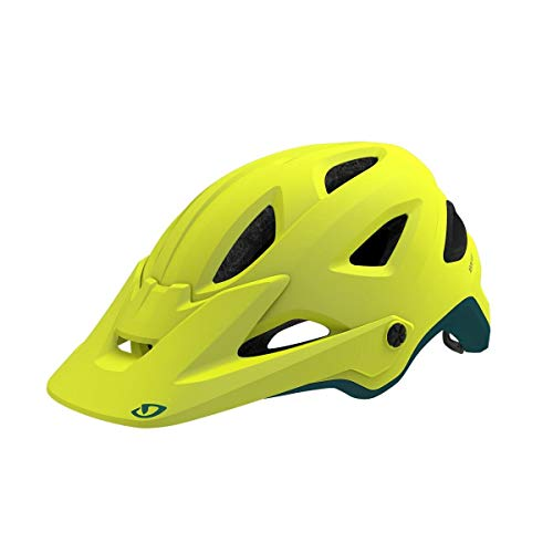 Giro Montaro MIPS All Mountain MTB fietshelm geel 2020