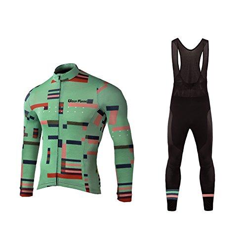 UGLY FROG Funktions Winter Fleece Wear Fahrradweste - Laufweste - Leichte Wind Weste – Radweste – Windabweisend - Reflektierend Cycling Vest